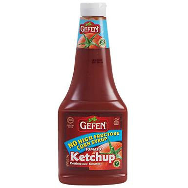 Gefen Ketchup Fructose Free Passover 794G