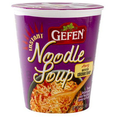 Gefen Noodle Soup Hearty Chicken 70G