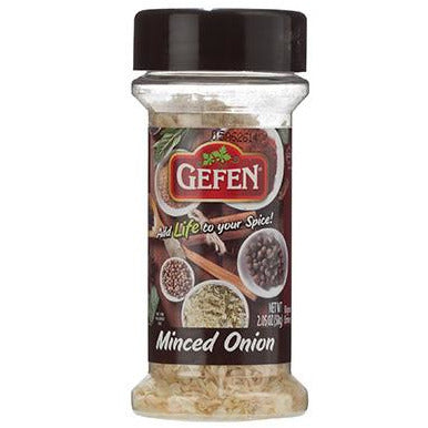 Gefen Onion Minced Small 60G