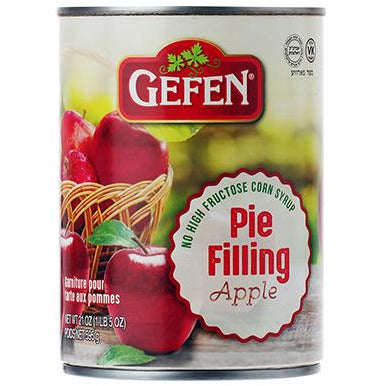 Gefen Apple Pie Filling 595G