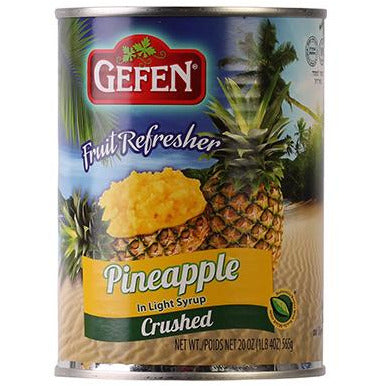 Gefen Pineapple Crushed 565Gr