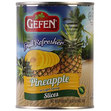 Gefen Pineapple Slices 565G