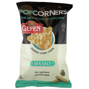 Gefen Popcorners Sea Salt 142Gr