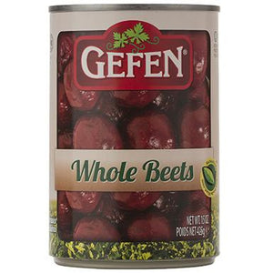 Gefen Whole Beets 450G