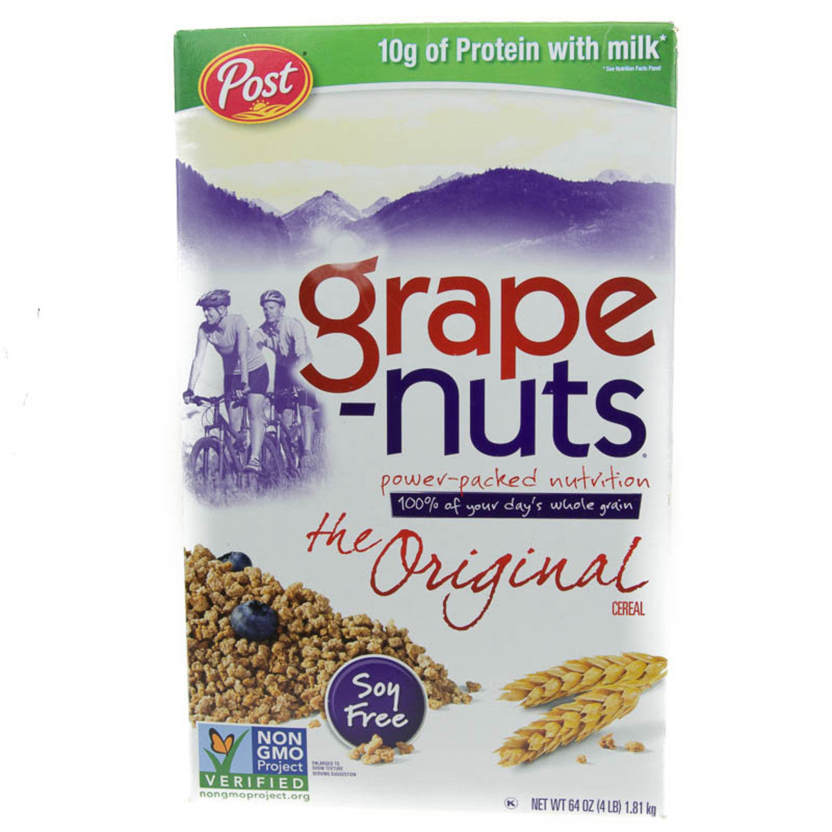 Post Grape Nuts Cereal 1.81kg - Solly's Online Grocery