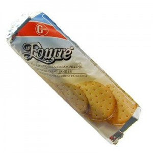 Gross Fourre Sandwich Biscuit Vanilla 300Gr