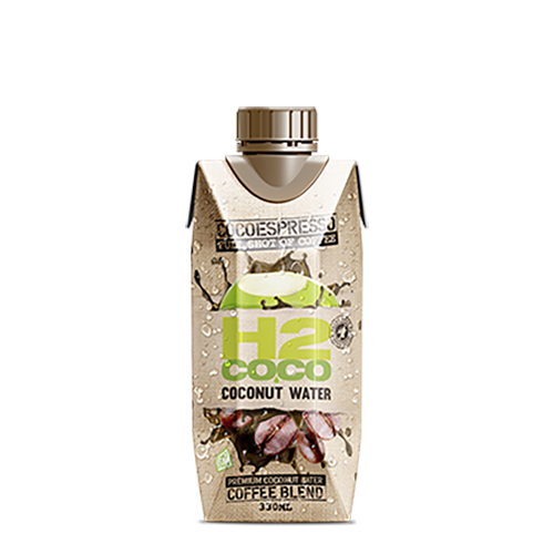 H2Coco Coconut Water Coffee Blend 330Ml