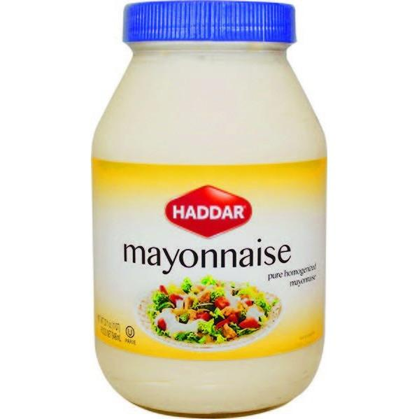 Haddar Mayonnaise 906Ml