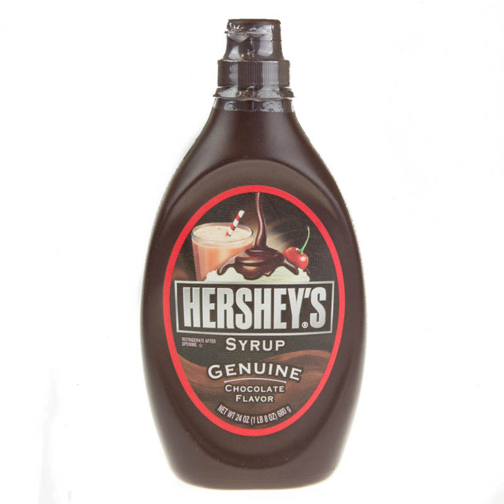 Hershey's Syrup Chocolate Squeeze 680g