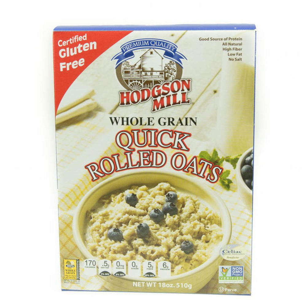 Hodgson Mill Quick Rolled Oats 510gr