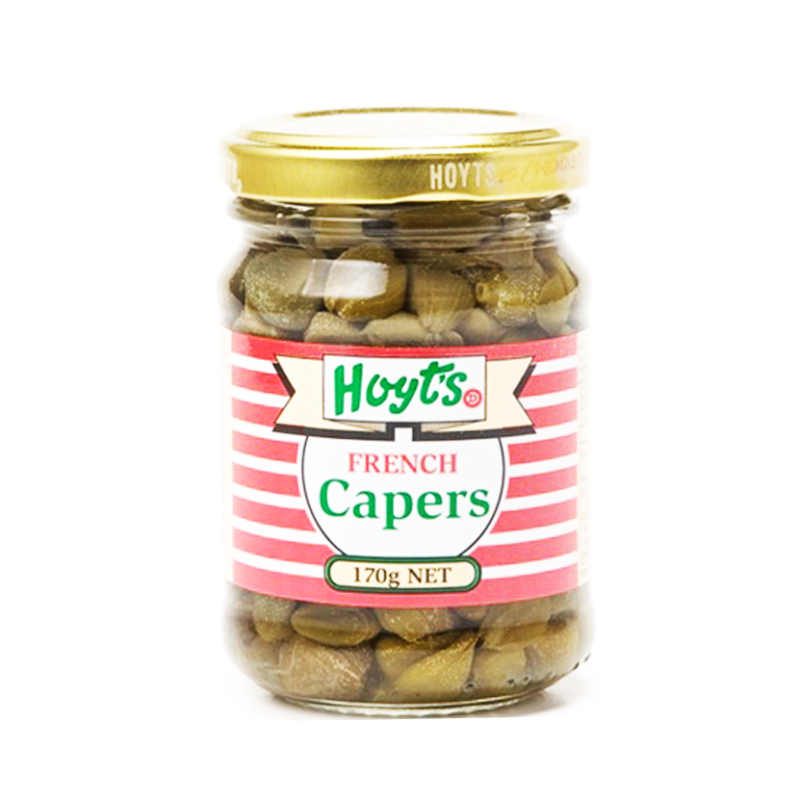 Hoyts Capers 170G