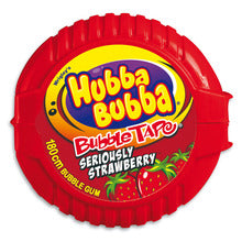Hubba Bubba Tape Strawberry 57Gr