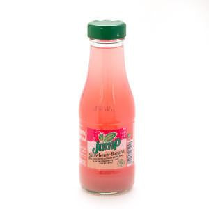 Jump Strawberry Banana Drink 330Ml