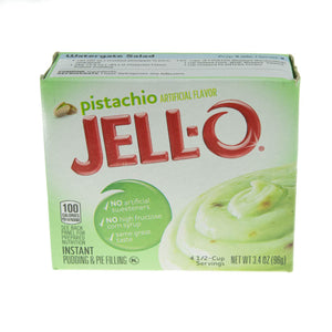 Jello Pistachio Instant Pudding & Pie Filling 96g