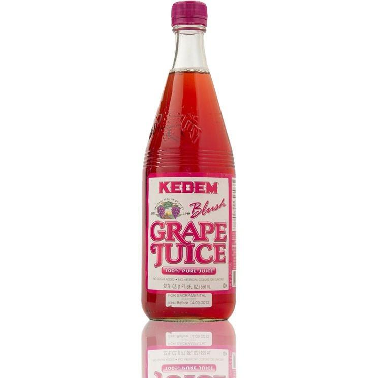 Kedem Blush Grape Juice 650Ml