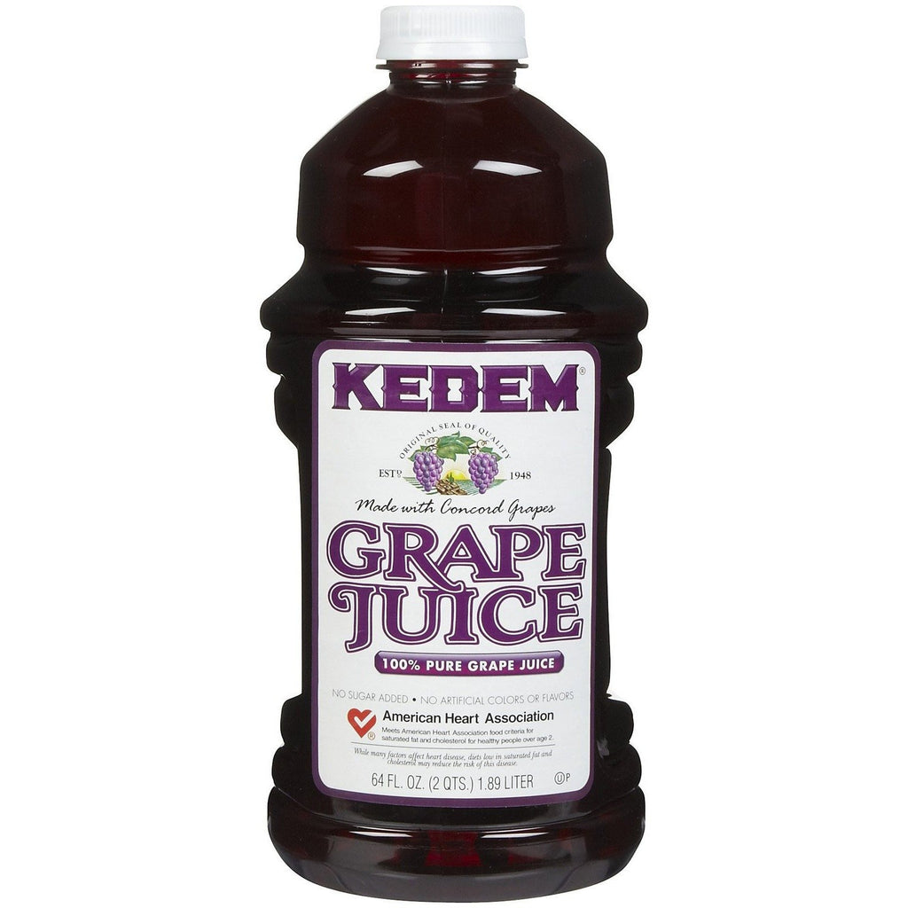 Kedem Concord Grape Juice 1.8L