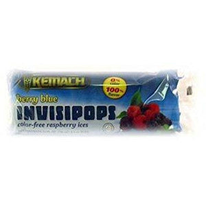 Kemach Invisipops Berry Blue 0% Color 704Ml