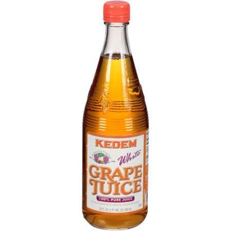 Kedem White Grape Juice 650Ml
