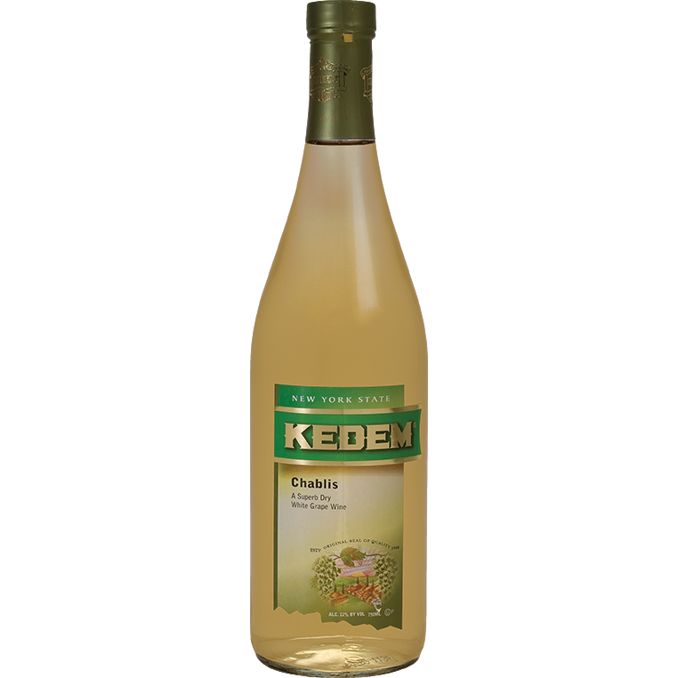 Kedem Chablis Wine 750ml