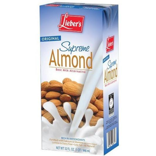 Liebers Almond Milk 946Ml