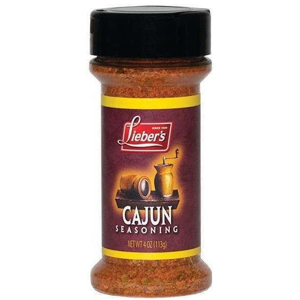 Liebers Cajun Seasoning 113G