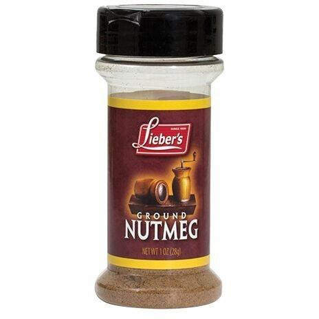 Liebers Ground Nutmeg 28G