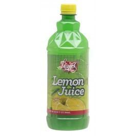 Liebers Lemon Juice 900Ml