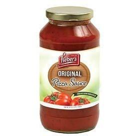 Liebers Original Pizza Sauce 679g