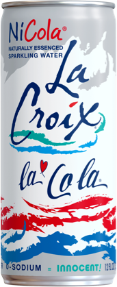 La Croix Sparkling Water La Cola 355ml x 8