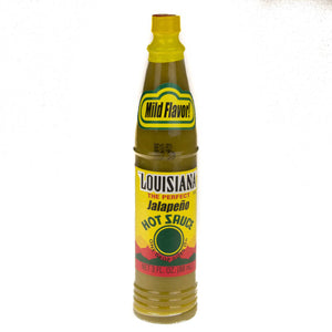 Louisiana Jalapeno Hot Sauce 88ml