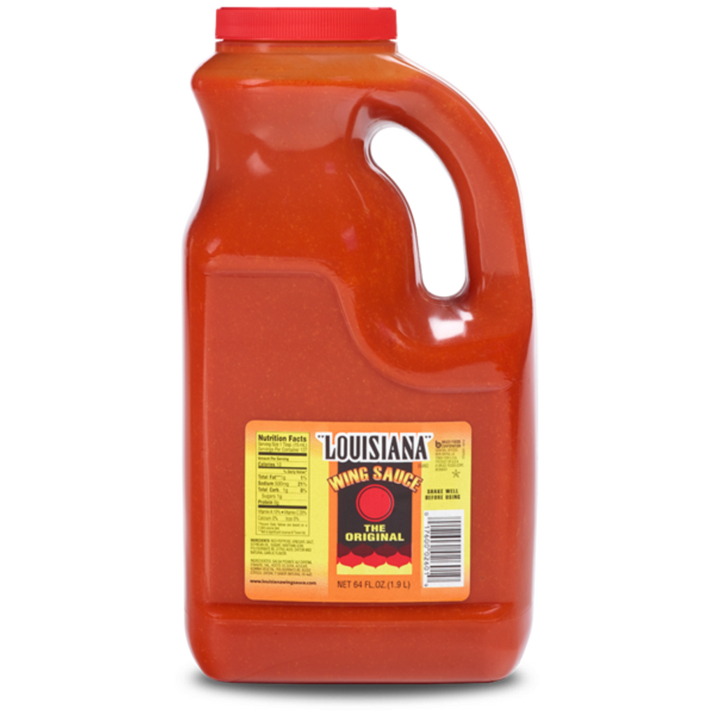 Louisiana Original Wing Sauce 1.9ltr