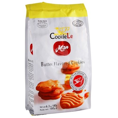 Man Cookiele Bag Butter 180G