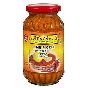 Mothers Recipe Hot Lime Pickle 300g