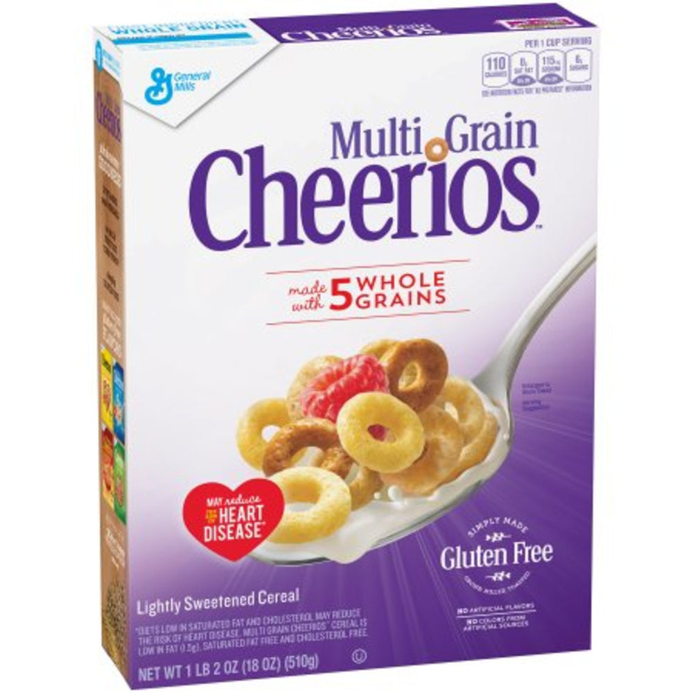 Multi Grain Cheerios 510g