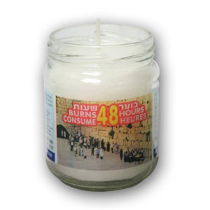 Neronim Memorial Candle Glass 48Hr
