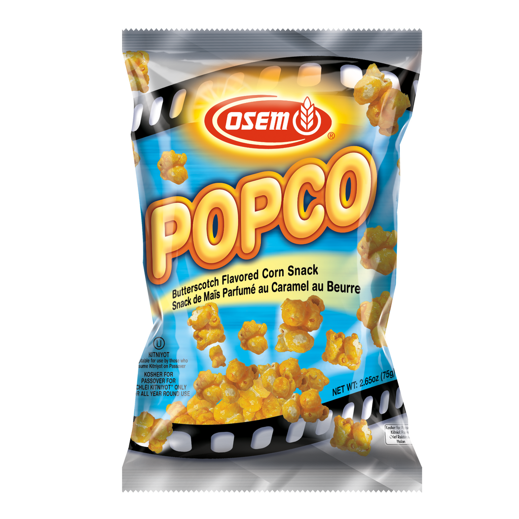 Osem Popco 75G x 24 Packs