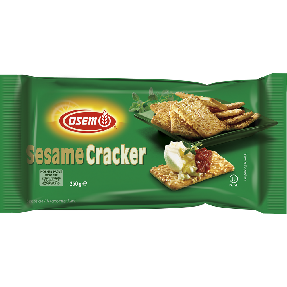 Osem Sesame Crackers 250G