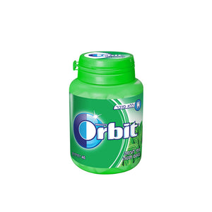 Orbit Bottle Spearmint 46 Pieces Sugar Free Gum