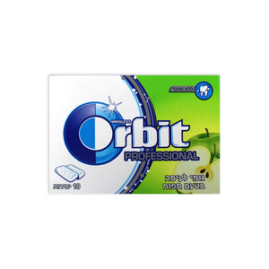 Orbit Proffessional Apple Sugar Free 12 x 10Tabs
