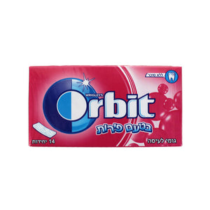 Orbit Proffessional Kids Fruit - Pink Sugar Free 12 x 14 Tabs