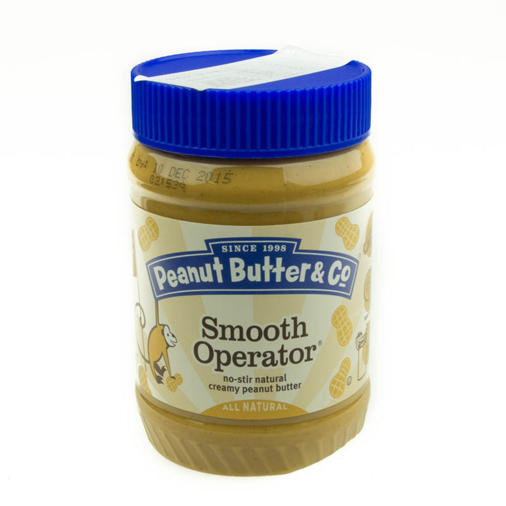 Peanut Butter & Co. Smooth Operator Peanut Butter 454gr