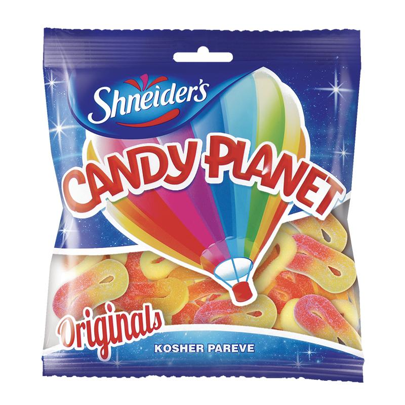 Candy Planet Flying Saucers 150G