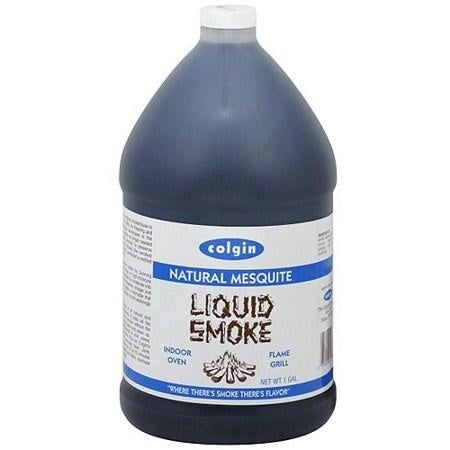 Colgin Natural Mesquite Liquid Smoke 3.78ltr