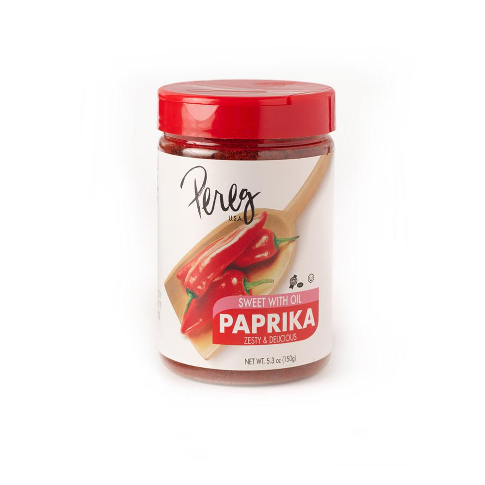 Pereg Paprika Sweet With Oil 150Gr