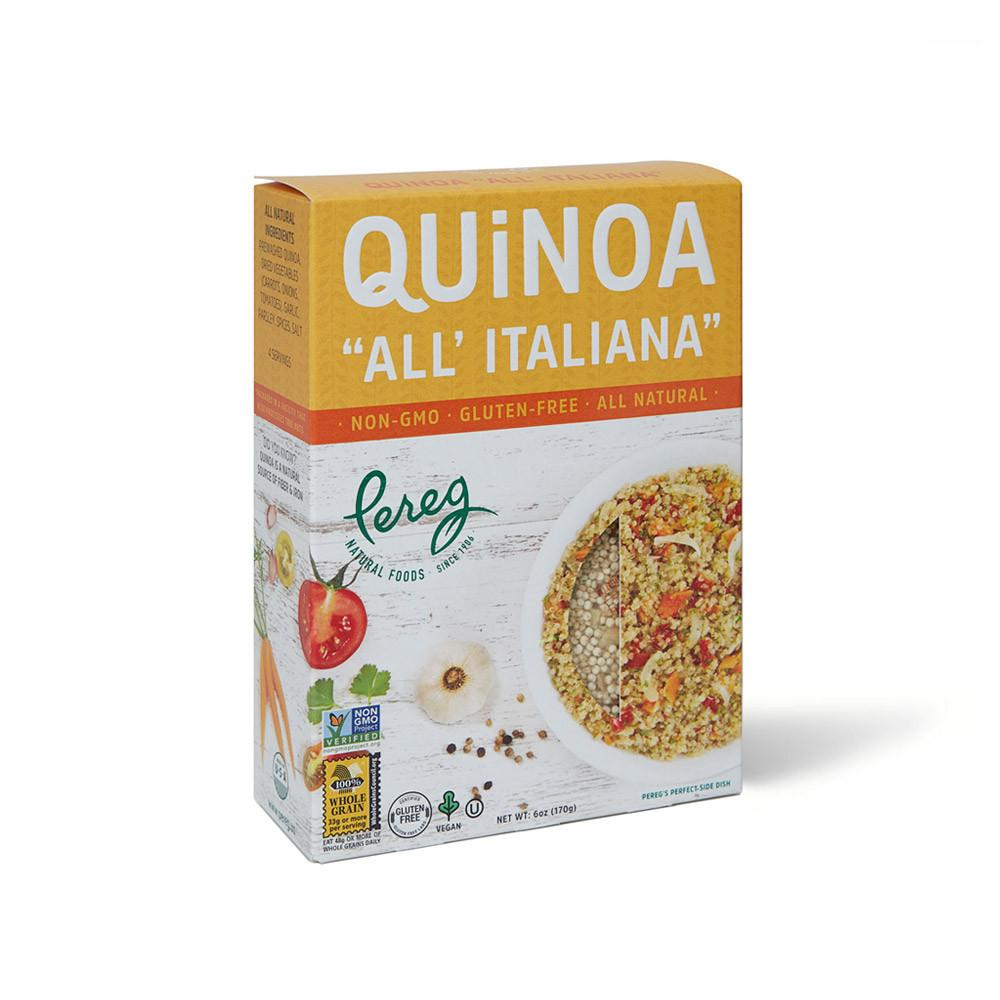 Pereg Quinoa All' Italiana Box 170Gr
