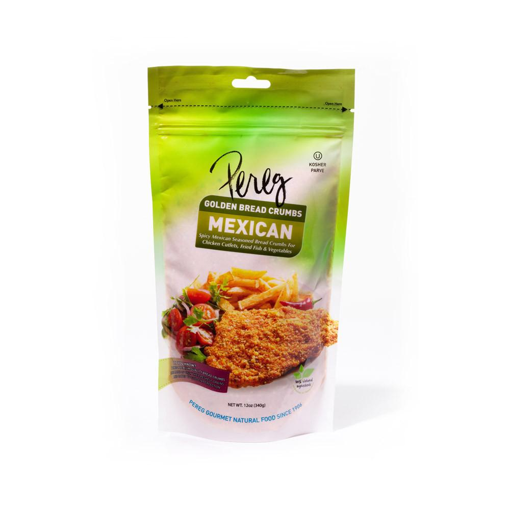 Pereg Seasoned Breadcrumbs Mexican 340G