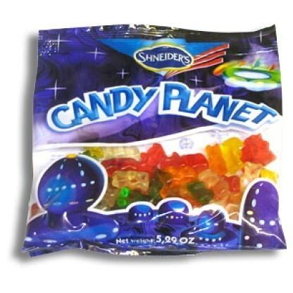 Candy Planet Mini Jelly Bears 150G