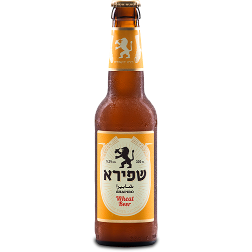 Shapiro Wheat Beer 330ml