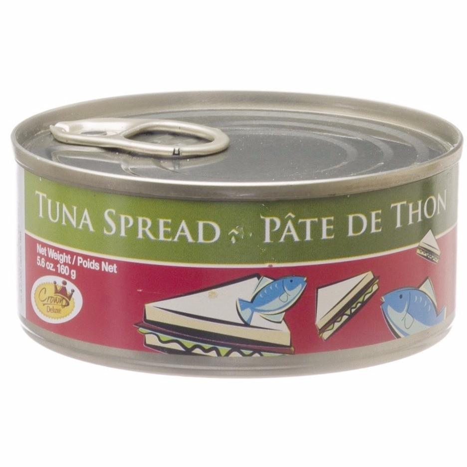 Crown Tuna Spread 160G