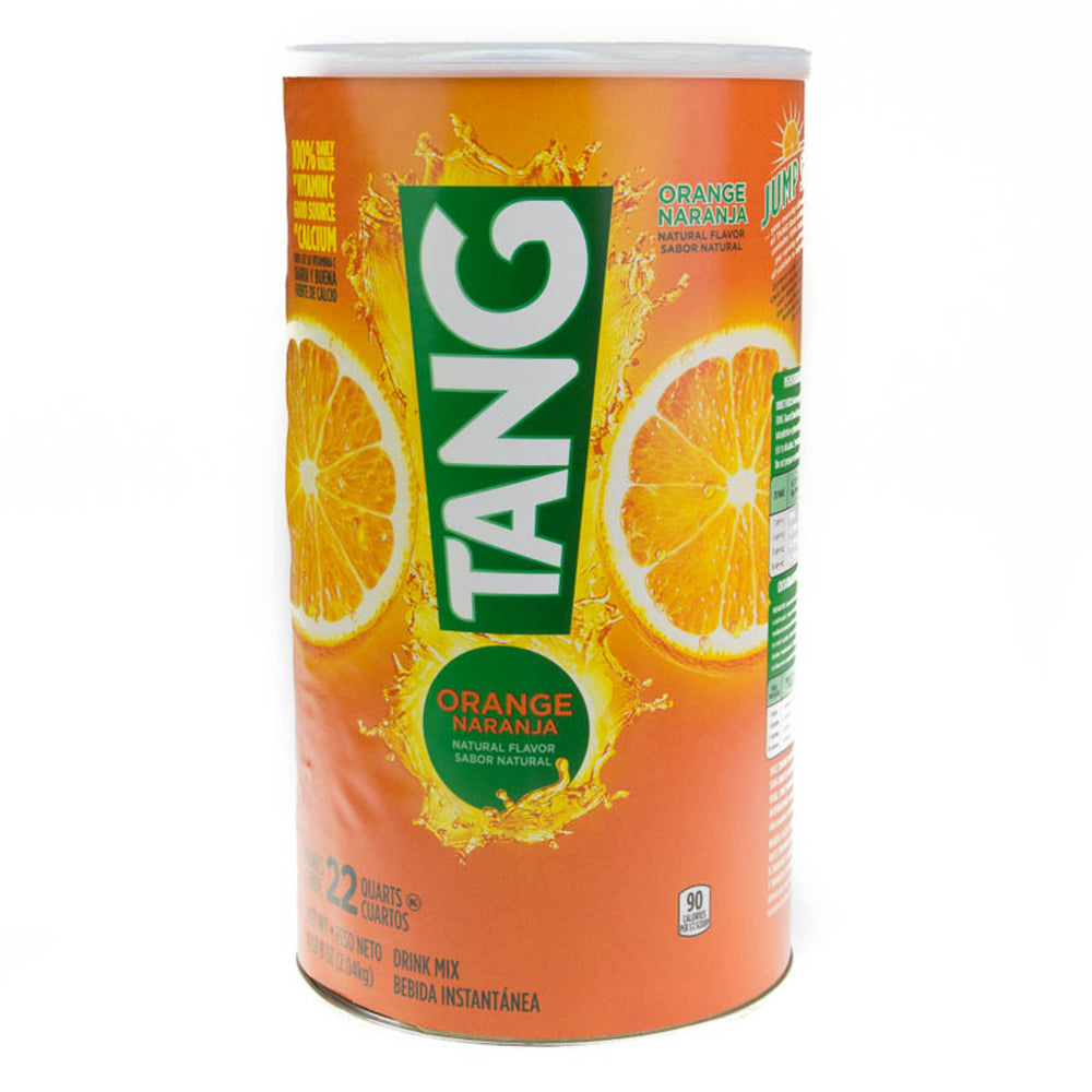Tang Orange Drink Mix 22 Quarts 72 oz 2.04kg